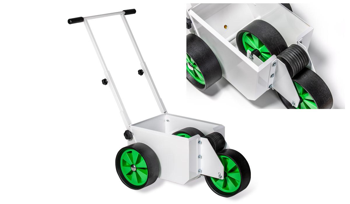 Rasenmarkierungswagen