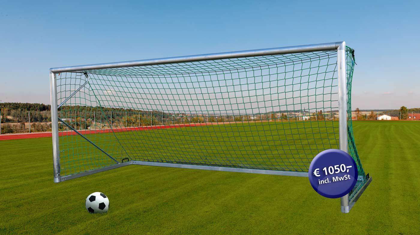Fussballtor 5x2 Meter Aktion 2020