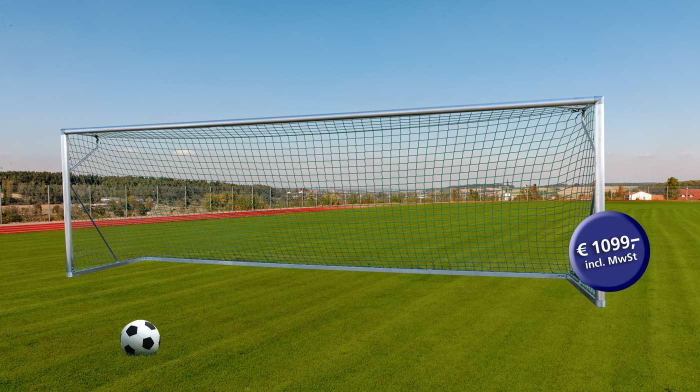 Fussballtor 7.33x2,44 Meter Aktion_ 020